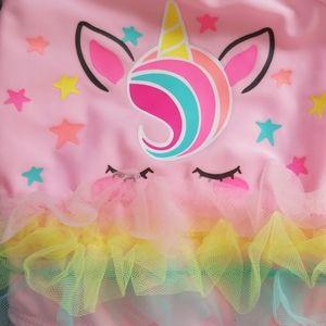 Wonder nation girls swim suit 6-9 month